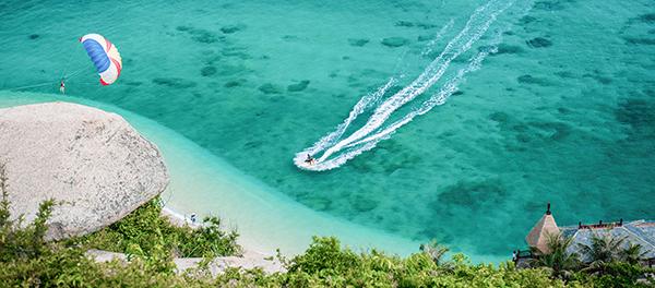 padi·分界洲岛正式成为海南地区的战略合作伙伴!