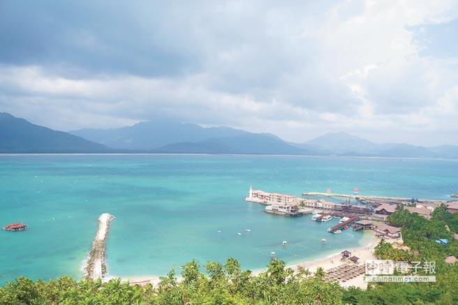海南分界洲島旅游區