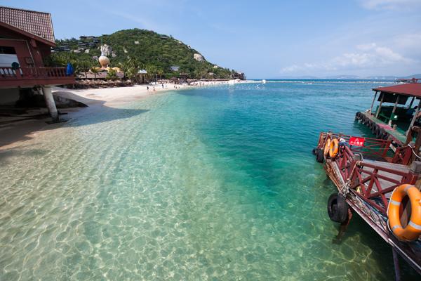 """分界洲岛也是一座""""美食岛"""",东来西北风味基本齐全,海南的,西北的"""