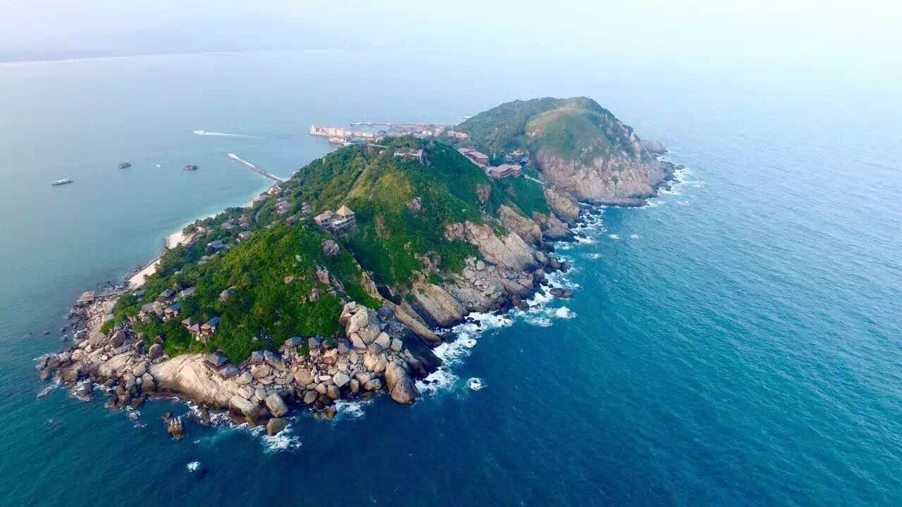 沿海上丝路,讲海南品牌故事,分界洲岛用实力献礼海南建省30周年!