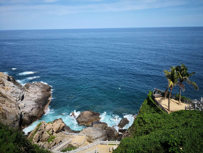 cctv《中国梦》系列作品之歌曲《巨轮出海》mv 取景海南分界洲岛